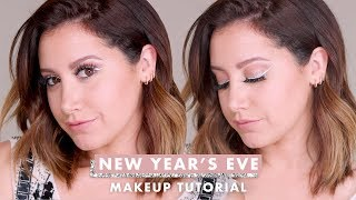 My New Year's Eve Makeup Tutorial | Ashley Tisdale