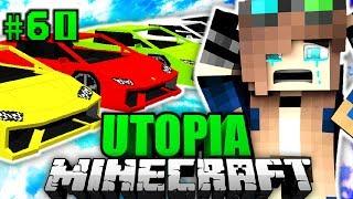 ALLES ist ZERSTÖRT?! - Minecraft Utopia #060 [Deutsch/HD]