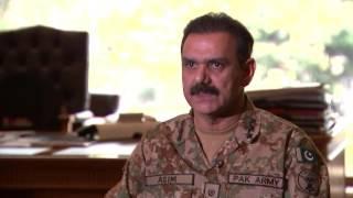 Fighting the Pakistan Taliban: Lt General Asim Bajwa interview