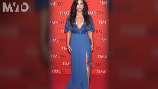 Demi Lovato sufrió las consecuencias del mal clima | The MVTO