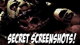 Five Nights At Freddys 3: SECRET Spingtrap Gameplay Screenshots!