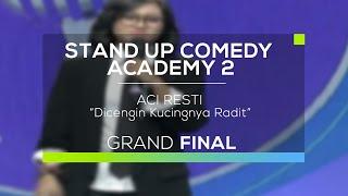 Aci Resti - Dicengin Kucingnya Radit (SUCA 2 - Grand Final)