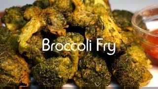 Broccoli Fry - How to Make Brocolli fry - All recipes Hub