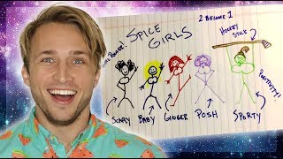DAMIEN AND SHAYNE ROAST THE SPICE GIRLS!