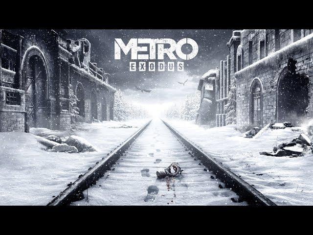 Metro Exodus - E3 2017 Announce Gameplay Trailer [UK]
