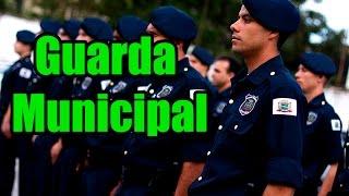 Como ser um Guarda Municipal