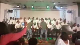 Leswika LA motheo at Spiritual revival gospel show singing kulungile baba