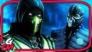 Mortal Kombat X - Film Completo ITA Game Movie HD