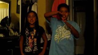 JayR and Mia ninja glare song