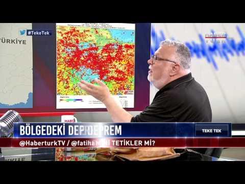 Teke Tek - 13 Haziran 2017 (Depremler - Prof. Dr. Celal Şengör)
