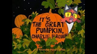 It's The Great Pumpkin Collab, Charlie Brown