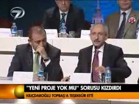 Gazeteci Kemal Kılıçdaroğlu nu Rezil Etti