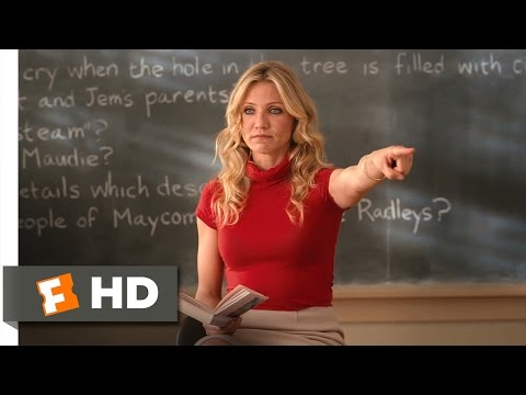 Bad Teacher (2011) - Recess is Over Scene (6/10) | Movieclips