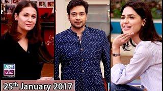 Salam Zindagi - Guest: Nousheen Shah & VJ Madiha Imam - 25th January 2017