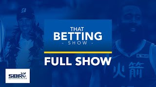 That Betting Show | NBA Betting Before The Break, College Basketball & More! | Feb 14th