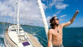 In Search of Pirates! Sailing Vessel Delos Ep. 120