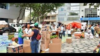 Público de RPP se une a campaña Perú Da La Mano para los afectados en el país
