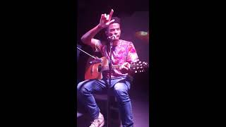 Fan Surprises Trevor Jackson!! As he Sings TO & WITH His Fans!