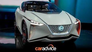 Nissan IMx Concept | Tokyo Motor Show