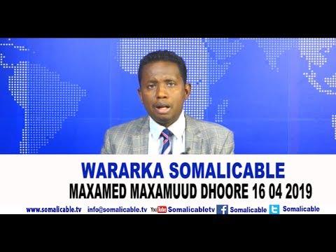 Xxx Mp4 WARARKA SOMALI CABLE IYO MAXAMED MAXAMUUD DHOORE 16 04 2019 3gp Sex