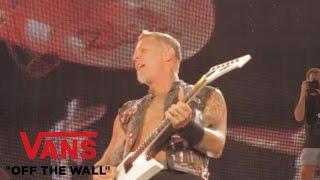 Vans & Metallica: Steve Caballero Meets James Hetfield | Music | VANS