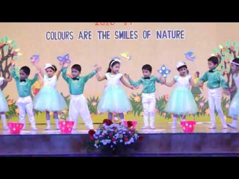 Xxx Mp4 Dance Performance By UKG Students Of St Mary 39 S English Medium School Udupi 2016 3gp Sex