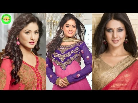 Top 10 Most Beautiful Indian TV Actresses in 2016