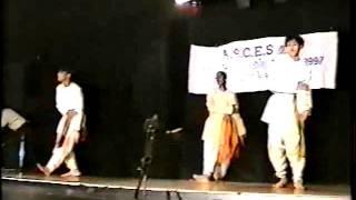 Danse Indienne Bollywood RC New Boys and Girls Gana Style Anaavana
