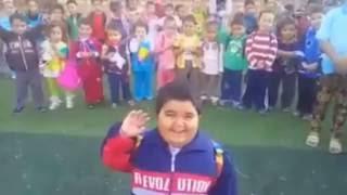 بالفيديوأطرف تحية علم فى مصر
