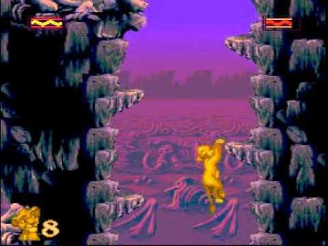 Disney's The Lion King - Level 3