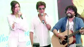 Shahrukh & Anushka LIVE Performance On Hawayein Song| Jab Harry Met Sejal