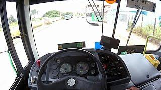 Caio Apache Vip II - Iniciando serviço do motorista de Ônibus urbano - GoPro