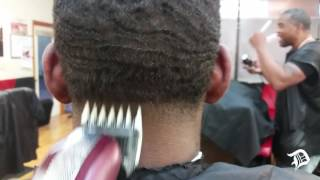 Howto Cut 360 Waves w/Blurry Taper