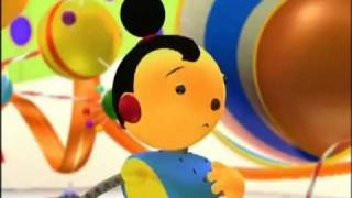 Rolie Polie Olie The Baby Bot Chase part 5