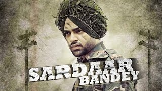 Sardaar Bandey (Full Video) | Jordan Sandhu feat.Manni Sandhu | Bunty Bains | Speed Records