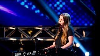 Amalia Foy's performance of Passenger's 'Let Her Go' - The X Factor Australia 2016