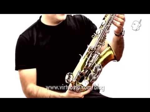 Saxofon para principiantes Saxofón Bundi Selmer