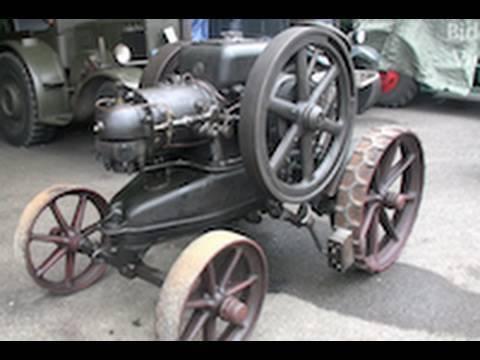 Traktor LANZ BULLDOG 12PS Rohölschlepper HL12 Ur Bulldog