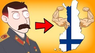 I Try to Win as the Soviet Union but Finland Has Other Plans
