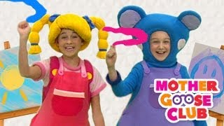 Hello Friend - Mother Goose Club Songs for Children
