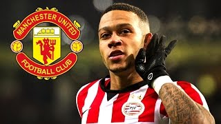 Memphis Depay 2015 ●Welcome To Manchester United● Skills & Goals  HD