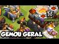 Gemou geral cv11 novo her i full nova defesa full - clash of clans