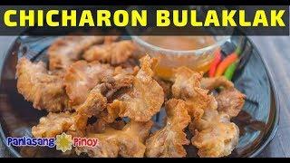 How to Cook Chicharon Bulaklak with Sukang Pinakurat