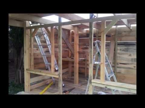 Domek drewniany dla Dzieci Playhouse