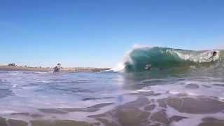 Gopro hero 3 plus slow motion underwater Wedge wipeouts