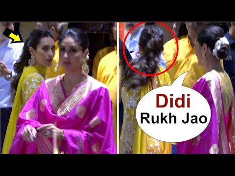 Xxx Mp4 Karisma Kapoor UPSET After Kareena Kapoor Gets More ATTENTION From Media Mukesh Ambani Ganpati 3gp Sex