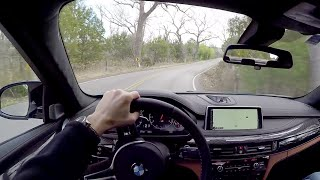 2015 BMW X6 M - WR TV POV Test Drive