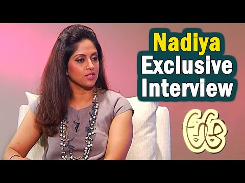 A Aa Movie spl | Actress Nadhiya Exclusive Interview | Weekend Guest | NTV