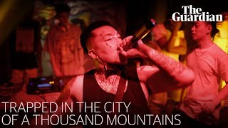 Trapped in the city of a thousand mountains - rap in China