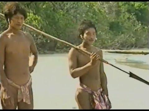 Shompen People of Nicobar Islands